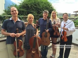 "UmbriaEnsemble, concerto a Perugia con ""Rossiniana"""
