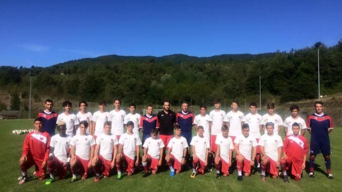 L'Under 15 del Perugia calcio