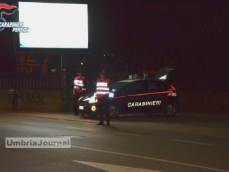 Obiettivi sensibili e circolazione stradale provincia Perugia sotto controllo