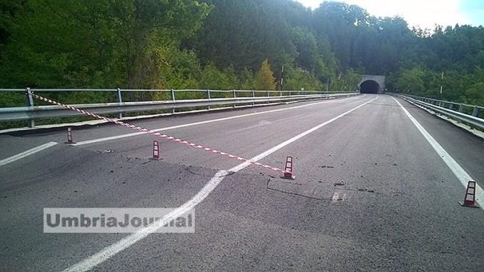 Sisma Centro Italia, Anas impegnata sulle strade statali per garantire la transitabilità