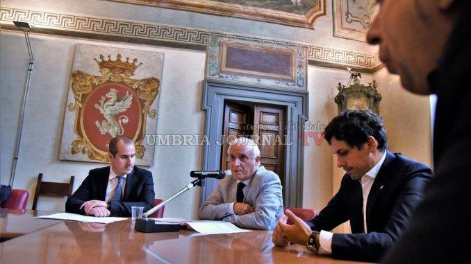 Nucleo operativo sicurezza, Perugia Terni, c'era Andrea Romizi e Leopoldo Di Girolamo