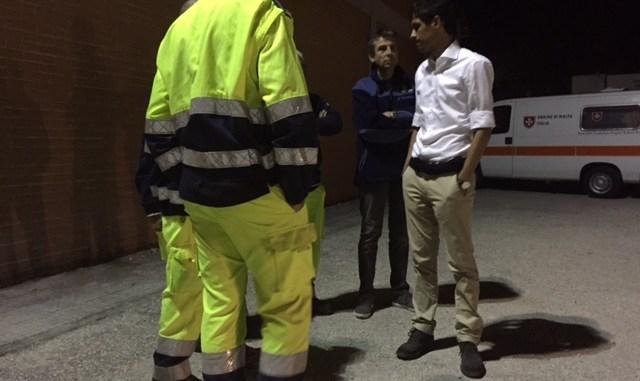 Terremoto, 4213 le persone assistite, dato della Protezione civile dell'Umbria