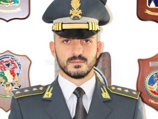 Guardia di Finanza, nuovo comandante alla compagnia di Spoleto, arriva Simone Vastano