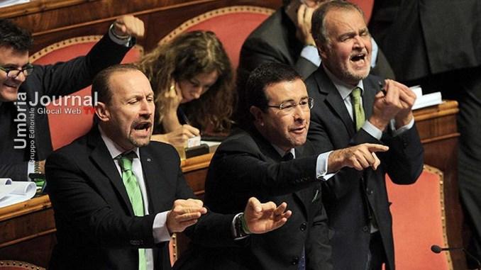 Terremoto e polemiche politiche, Lega, Errani non va bene