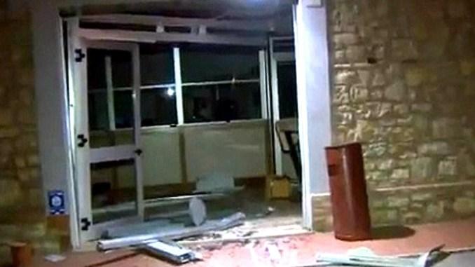 Banditi assaltano il postamat di Solfagnano, frazione di Perugia