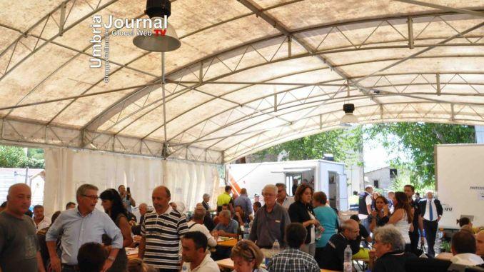 Sisma Umbria, sopralluogo commissario Errani, avviato primo confronto su ricostruzione