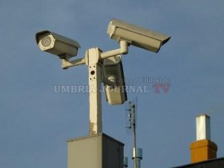 Città più controllata, telecamere allo svincolo E45 e a Perugia Nord