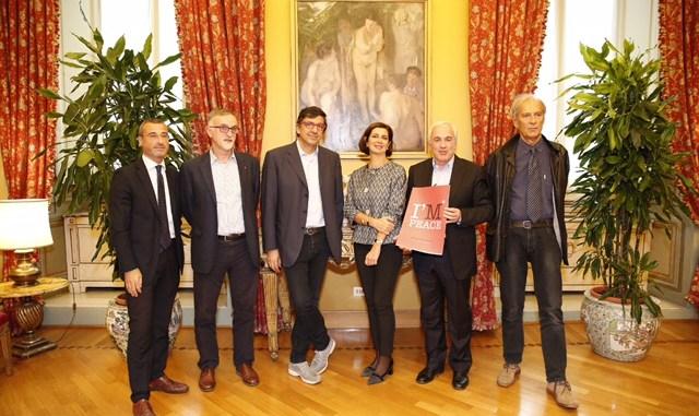 Oggi la PerugiAssisi ha incontrato la Presidente della Camera dei Deputati