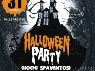 Halloween party a PiazzaUmbra