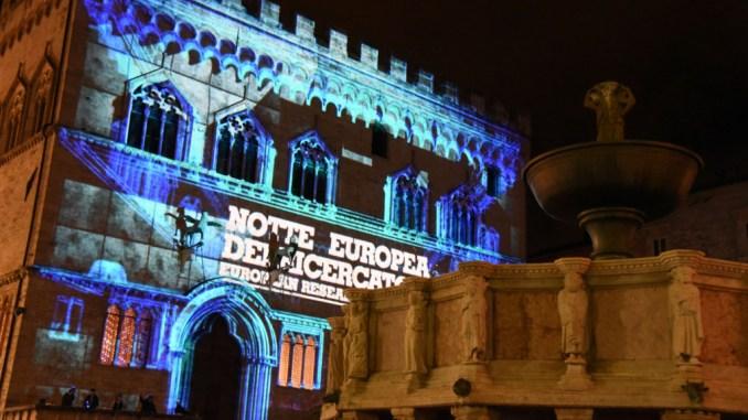 SHARPER, 20 settembre, presentazione Notte Europea dei Ricercatori