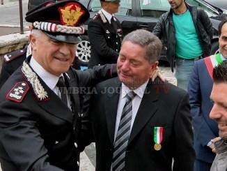 Spello, ricordo Andrea Angelucci, presente Del Sette e Bocci