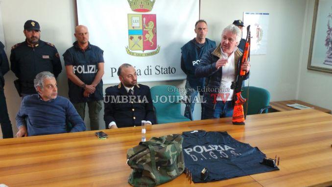 Tragedia sfiorata all'ITIS di Terni, spara un colpo di fucile a scuola, denunciato pensionato