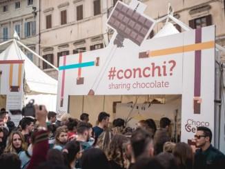 #ConChi? raggiungere Eurochocolate: offerte e percorsi alternativi