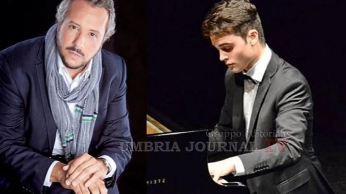 Maurizio Moretti e Sebastiano Bussu, pianoforte a 4 mani a Perugia