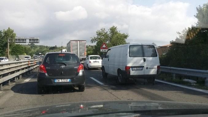 Lavori Perugia-Bettolle, Squarta, sono tre anni quanto ancora dureranno?