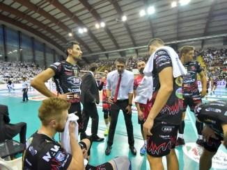 "Volley, Sir Safety, Boban Kovac: ""Dobbiamo crescere"""