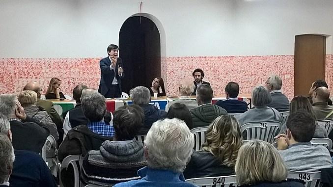 Con il Sindaco di Firenze Nardella, Ascani, Leonelli e il prof. Francesco Clementi ieri sera si è discusso del referendum costituzionale del prossimo 4 dicembre
