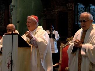 Messa con Cardinale Bassetti, per Forze Armate e di Polizia a Perugia