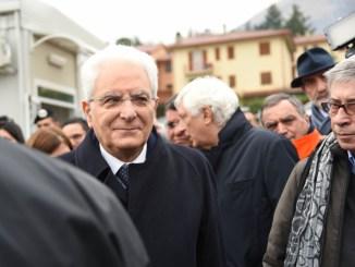 Giornalisti e accrediti per visita Presidente Sergio Mattarella in Umbria