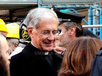 Terremoto, monsignor Boccardo, bene Conte sulla ricostruzione