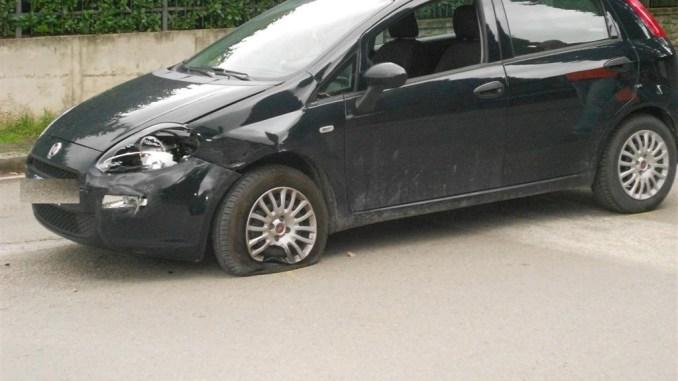Segnaletica stradale scomparsa da mesi un altro incidente