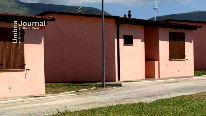 Casette di legno post terremoto sono a Foligno, Lega, Marini le ignora