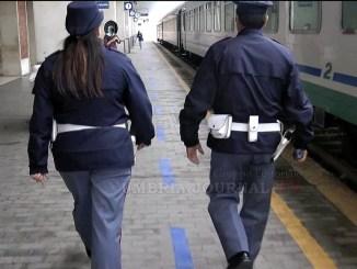 Due storie a lieto fine, grazie alla polizia ferroviaria di Foligno