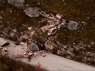 Strade provinciali in Valnerina distrutte dal terremoto, è ora di sistemare