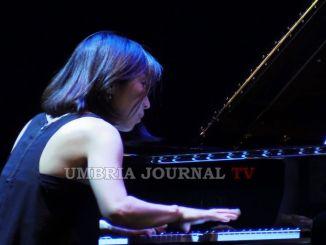 Chihiro Yamanaka Uk Trio a Umbria Jazz Winter #24