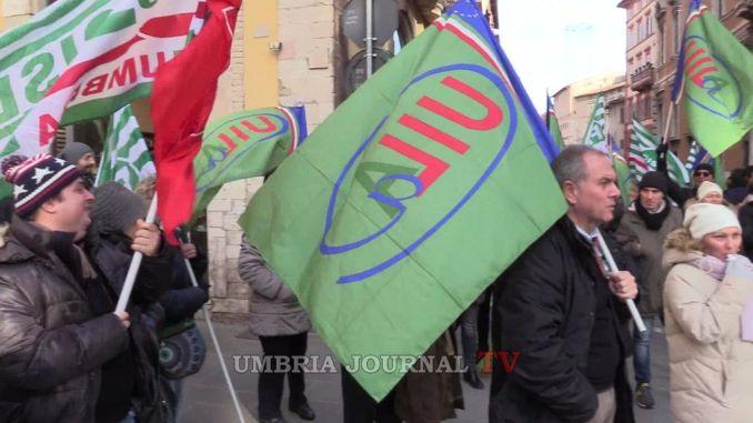 Gruppo Novelli, 350 posti di lavoro a rischio in Umbria, mercoledì incontro al Mise VIDEO