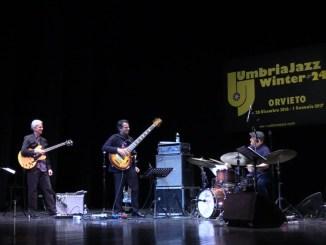 Immagini di John Patitucci ad Umbria Jazz Winter 2016