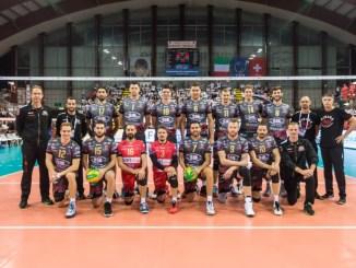 Seconda giornata Pool E Champions League Sir Safety sfida Roeselare