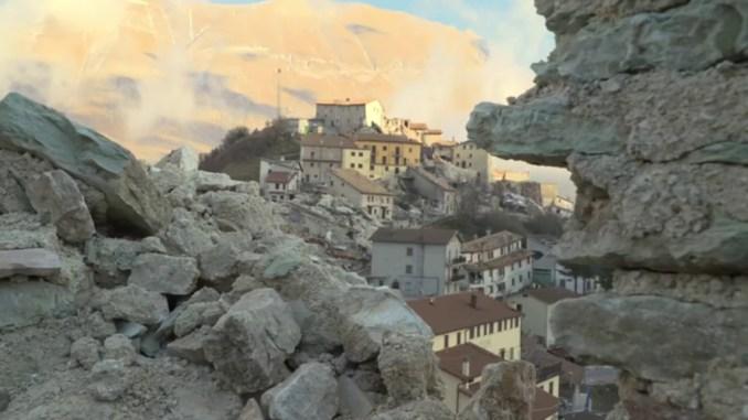 Ritorno alla vita, il video di Radio Onda Libera per Castelluccio