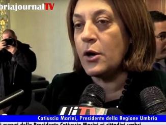 """Giorno del ricordo, presidente Marini: """"Una pagina tragica della nostra storia che non va dimenticata"""""""