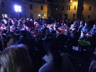 Scuola primaria in concerto a Pontevalleceppi di Perugia