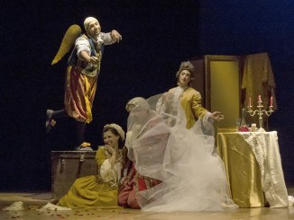 La Serva Padrona sabato 10 dicembre al Teatro Bicini