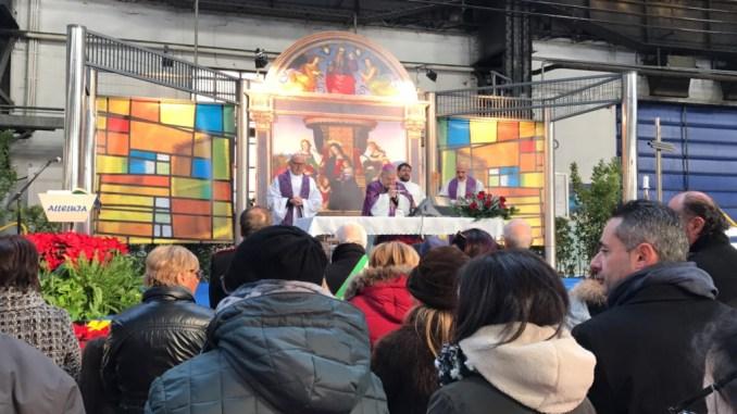 Ast di Terni, Open day in occasione della Messa di Natale