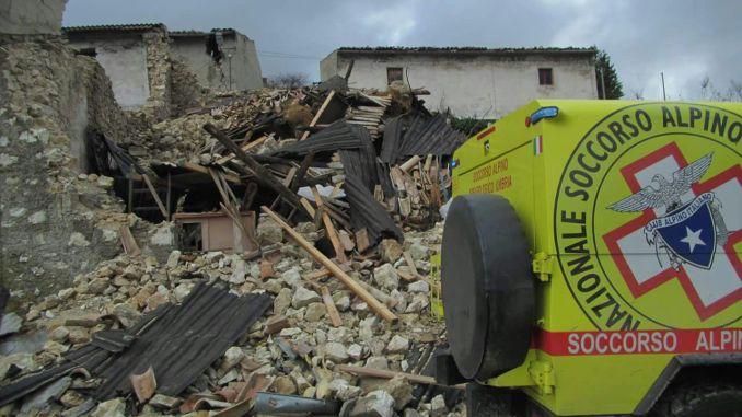 Sisma, soccorso Alpino Speleologico Umbria finita prima fase emergenza