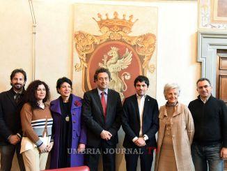 Città etrusche al Patrimonio Unesco, firmato il protocollo d'intesa tra Perugia e Orvieto