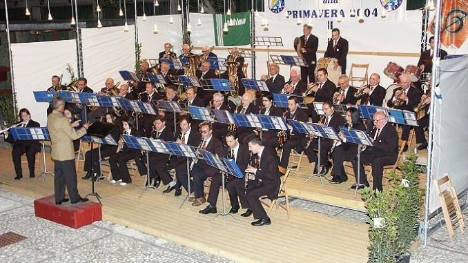 Concerto Augurale, offerto dalla Pro Ponte alla popolazione di Ponte San Giovanni