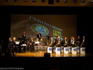 La Perugia Big Band per Norcia al Teatro Brecht di San Sisto
