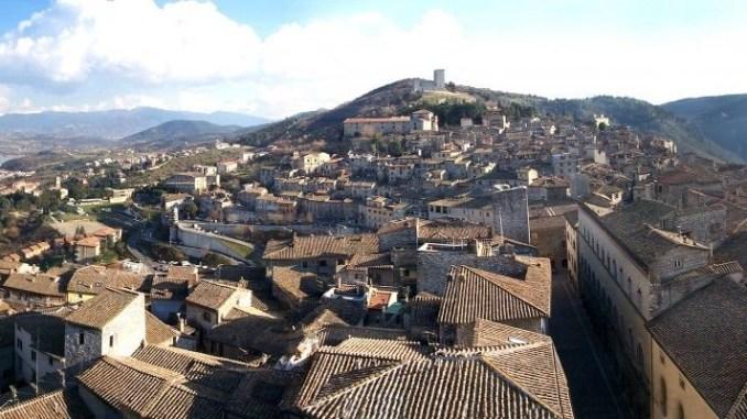 Bellezza e qualità per un nuovo modello di sviluppo per l'Umbria, il progetto sbarca a Narni per occuparsi di promozione del territorio