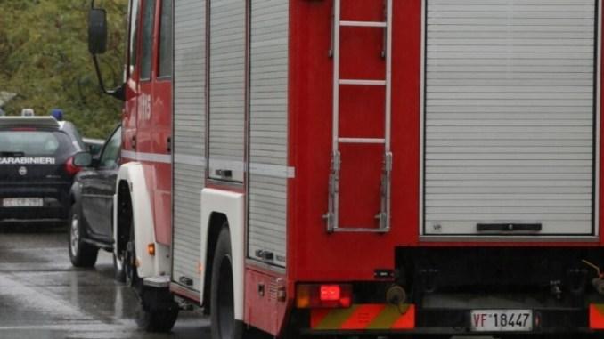 Incidente sulla E45, tamponamento a catena, 4 auto coinvolte, nessun ferito