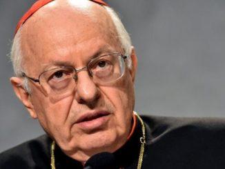 Perugia, cardinale Baldisseri presenta il documento preparatorio del sinodo dei vescovi 2018