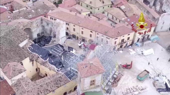 Umbria per prima comincerà la ricostruzione, intervista con Catiuscia Marini [VIDEO]