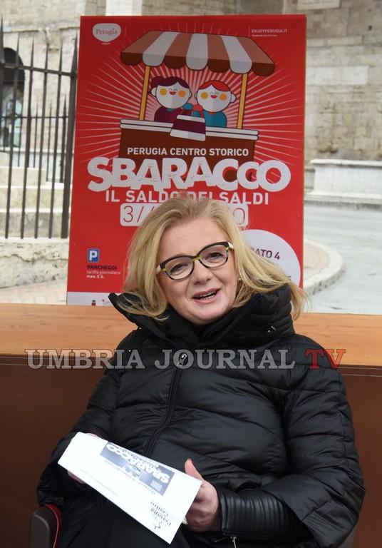 """Sbaracco – il saldo dei saldi! Perugia in fermento per la """"due ... 8a18566899c"""