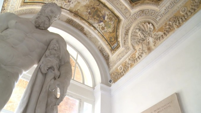 Accademia Belle Arti Perugia Pietro Vannucci obiettivo studenti raggiunto
