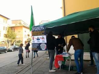 CasaPound, banchetti in 100 città, raccolta firme Reddito Nazionale di Natalità