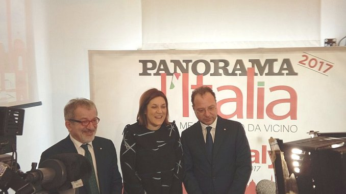Panorama d'Italia, in Umbria tappa a giugno a Spoleto e Montefalco e concerto a Norcia