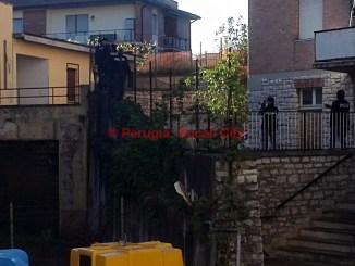 Ex Telecom via Jacopone da Todi, Perugia,primo contatto con autorità comunali